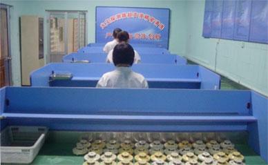 北京亿杰探测器清洗