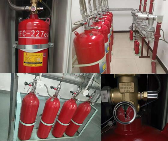 气体灭火控制器故障排除