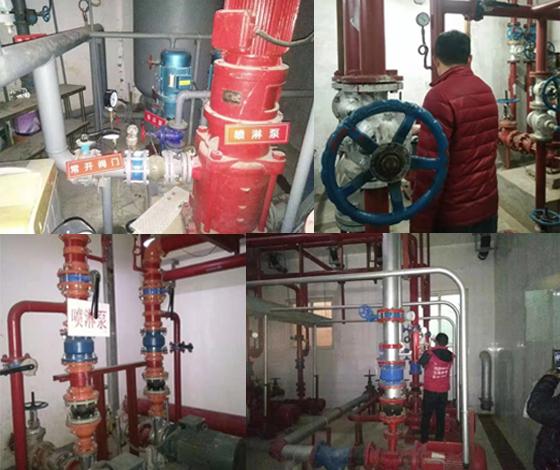 消防水泵的检测